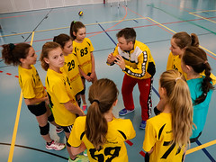 170129_VBTMU13_1_010 (HESCphoto) Tags: volleyball therwil vbtherwil mini damen mu13 99ersporthalle turnier saison1617