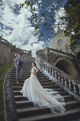 樓梯 (yvette1020) Tags: yvetteliu yvetteliuphotography 京都 劉小望 和服 婚攝小望 小望 海外婚紗 澳門 澳門婚紗