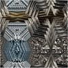 Strength in Numbers (Ross Hilbert) Tags: fractalsciencekit fractalgenerator fractalsoftware fractalapplication fractalart algorithmicart generativeart computerart mathart digitalart abstractart fractal chaos art mandelbrotset juliaset mandelbrot julia orbittrap metal sculpture spiral copper brass steel