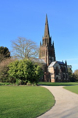 Clumber Chapel in Spring (Jo Rawson!) Tags: clumber clumberpark nottinghamshire nationaltrust