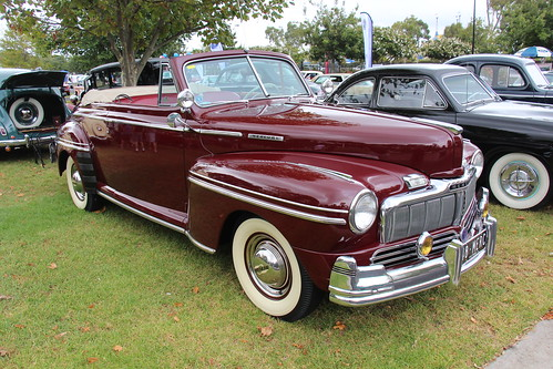 1948 Mercury Model 76 Eight Convertible
