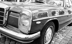 Merc with class (Photoeirik) Tags: mercedes veteran veteranbil car