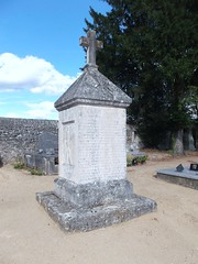 86-Bourg Archambault* (jefrpy) Tags: vienne poitou monumentauxmorts guerrede1418 warmemorial ww1 france