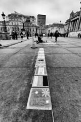 trafalgar-square-street-art-flags (MKHardyPhotography) Tags: