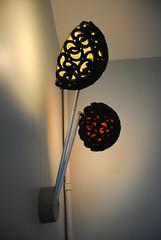 Célosie (2) (l'attribut-lumière) Tags: luminaire applique murale light
