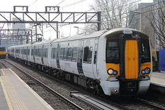 379027 (ANDY'S UK TRANSPORT PAGE) Tags: trains hackneydowns class379 abelliogreateranglia aga