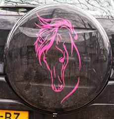Paardenhoofd (Steenvoorde Leen - 3.3 ml views) Tags: doorn utrechtseheuvelrug 2017 logo paardenhoofd pferdekopf horse