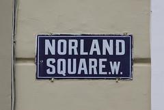 Norland Square, W11 (Tetramesh) Tags: tetramesh london england britain greatbritain gb unitedkingdom uk