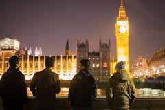 London cityscape (iamRono) Tags: london city night bigben clocktower lights thames river