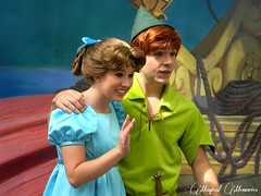 Wendy & Peter Pan (Magical Memories) Tags: face disneyland peter cast pan wendy longlostfriends disneylanddisneyland panpeter charactersdisneyland wendypeter limitedtimemagic disneylandlonglostfriends longlostfriendsdisneyland limitedtimemagicdisneyland disneylandlimitedtimemagic memberspeter pandisneyland disneylandwendy wendydisneyland