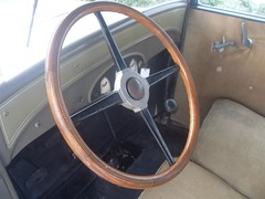 29ChevyModelAC_0k_wheel (Monaco Luxury) Tags: original barn 5 pass international chevy drives runs ac coupe find completely 1929