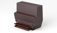 16K Ram Pack. rendered by Paul Beattie 2013 (Rick Dickinson) Tags: sinclair zx81 zx81rampack