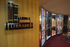 Library (PowerPee) Tags: cruise dreamworks royalcarribean fujixe1