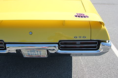 2013 Cars and Coffee June_0087 (Hal_McGee) Tags: judge gto guilty thejudge