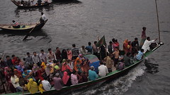 Almost Home (tomdreesen) Tags: photography boat dhaka bangladesh buriganga