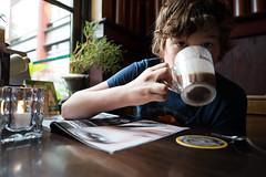 Warme chocolademelk met slagroom (Wout Touw) Tags: water wolken dordrecht lucht bewolkt grachten schepen chocolademelk bruggen slagroom warmechocolademelkmetslagroom wouttouw wouttouwnl fotografiewouttouw wwwwouttouwnl fotograafwouttouw