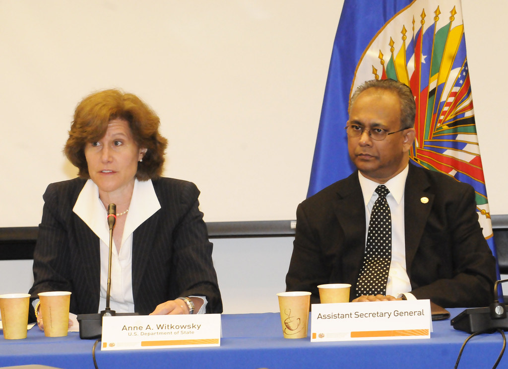 Assistant Secretary General Opens Cyber Securi...