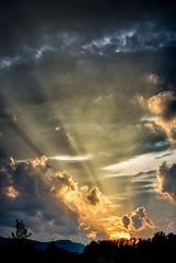 Intermission - Explored (Michael Kline) Tags: sunset concert july va daleville 2013