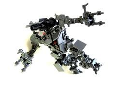 SPIDERMAN! (Simply Complex Simplicity) Tags: robot lego killer mech