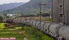 Curving of Cement Train (maulana_BB204) Tags: me2youphotographylevel1