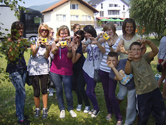 Photography Workshop (bridges_across_borders) Tags: people love youth children community war culture unitednations balkans divided bosniaherzegovina peacebuilding formeryugoslavia aidwork conflictresolution postconflict bridgesacrossborders wwwbridgesacrossbordersnet gornjivakufuskoplje omladinskicentar