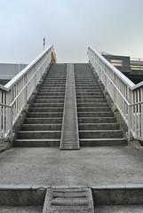 nagoya10571 (tanayan) Tags: urban japan stairs town nikon cityscape nagoya   aichi j1