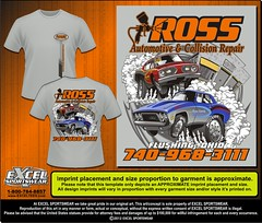 "Ross Automotive 41307099 TEE • <a style=""font-size:0.8em;"" href=""http://www.flickr.com/photos/39998102@N07/9514416309/"" target=""_blank"">View on Flickr</a>"