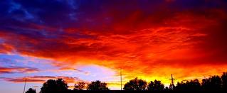 Sunset-Flagstaff-Sony HX20