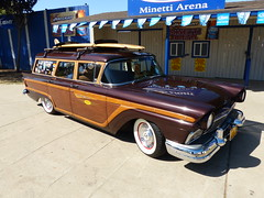 santa maria 1994 (bballchico) Tags: ford wagon woody santamaria stationwagon woodie 2013 surfwagon westcoastkustomscruisinnationals goodoleboyscc