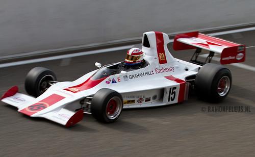 Embassy Racing F1 - Graham Hill