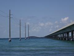 Seven mile bridge (katsuhiro7110) Tags: west key florida september everglades hemingway us1 bahiahonda sevenmilebridge southernmostpoint 2013