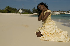 DSC_8731 (vaughnscriven) Tags: blue white seascape green beach nature girl yellow nude natural plaid bahamas nassau sheer implied vaughnscriven andrewnique