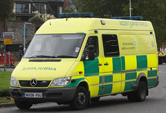 South Central Ambulance Service Mercedes Sprinter Incident Support Unit/Driver Training Vehicle - WX06 VSU (IOW 999 Pics) Tags: uk training mercedes support south united central kingdom hampshire ambulance vehicles driver service southampton emergency incident isu dt unit sprinter scas wx06vsu
