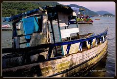 Marina-Velho-Barco - Revela-Bertioga (Lourdes Peres) Tags: barco bertiogasp revelabertioga