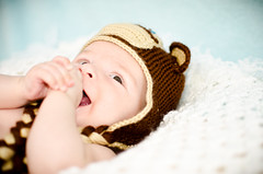 Hunter (blackwaterAC) Tags: boy baby cute 35mm monkey nikon 18 speedlight 35mm18 d7000 sb700