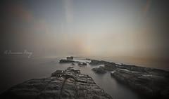 Madness of lucidity (Francisco J. Prez.) Tags: naturaleza nature mar spain paisaje cielo cdiz playas sigma1020mm revisar campodegibraltar pentaxart pentaxk5 franciscojprez