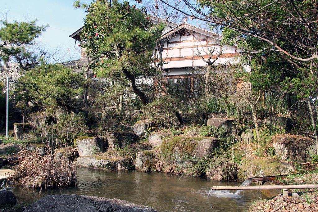 Magome-juku, Kiso