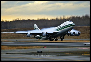 N490EV Evergreen International Airlines