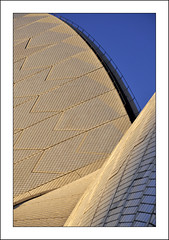 Roof Lines (mark willocks) Tags: abstract architecture tile australia sydneyoperahouse nikond90 sydney2013