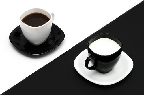 Coffee vs. Milk II.