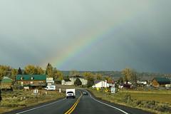 Rainbow Leads to BBQ..! (Doug.Mall) Tags: travel rain weather landscape rainbow brycecanyon dougmallnikond5100