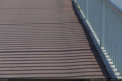 Lines (Ludtz) Tags: bridge blue sun white lines canon gris soleil shadows lyon gray bleu pont blanc lignes ombres guillotière 5dmkii canoneos5dmkii ludtz ef135 2l