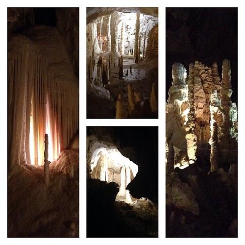 Spettacolare grotta di frasassi #destinazinemarche