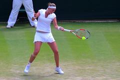 The 127th Championships Wimbledon 2013 - Petra Kvitova (Cze) (Andy2982) Tags: tennis wimbledon rus court1 allenglandlawntennisclub cze thirdround ekaterinamakarova petrakvitova the127thchampionshipswimbledon2013