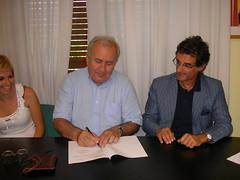 Firma Protocollo d'intesa fra Futuridea e Sannio Europa
