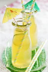 Sugar Pop (lilhouseonthehill) Tags: summer umbrella sticks lemon finger australian sunny gourmet tropical limes straws swizzle spritzer vision:plant=0762