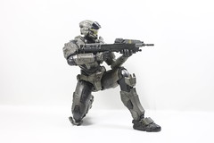 Noble Six (kgb1945ss) Tags: halo kai reach playarts