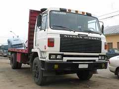 Nissan Diesel CK A45 1994 (RL GNZLZ) Tags: diesel ud nissandiesel nissantrucks japanesetrucks nissana45 nissancondor cka45