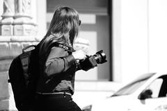 photographer (mgkm photography) Tags: street travel cidade blackandwhite black tourism portugal monochrome photography photo nikon europe photographer bokeh sintra gimp sigma rua turismo pretoebranco bnw blackandwhitephotography blackwhitephotos ptbw ilustrarportugal nikonflickraward d3100 streettogs bnwportugal