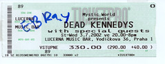 DeadKennedys020703a (anjin-san) Tags: dead prag praha czechrepublic kennedys bohemia deadkennedys pragua lucernamusicbar vodickova thedeadkennedys lucenra